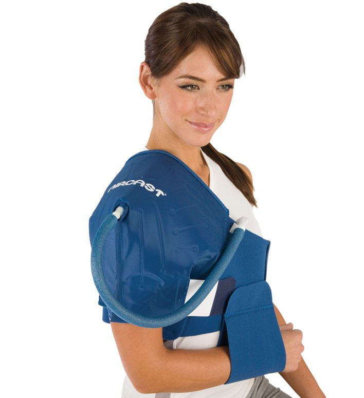 Aircast shoulder cryo/cuff dme-direct.