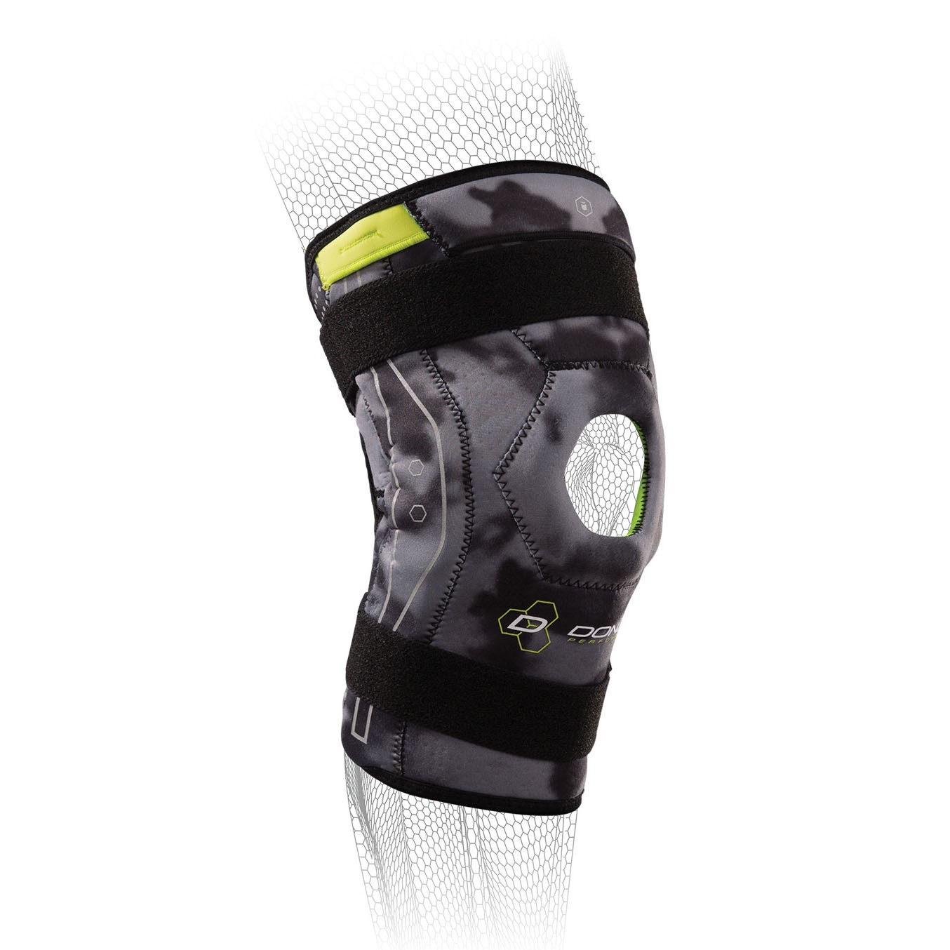 ce74cd3643 Bionic Knee Brace - Black. Previous. DonJoy Performance Retail Packaging ...