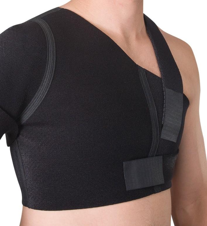 donjoy shoulder brace instructions