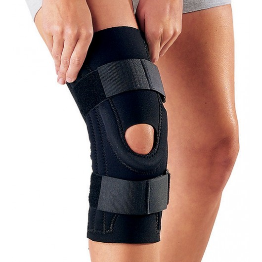 Donjoy Performer Hinged Patella Knee Brace Neoprene