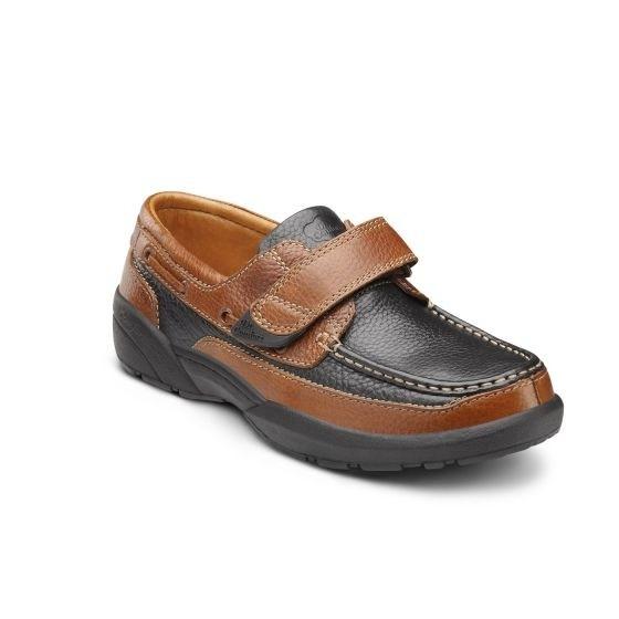 Mike Men's Casual Boat Shoe