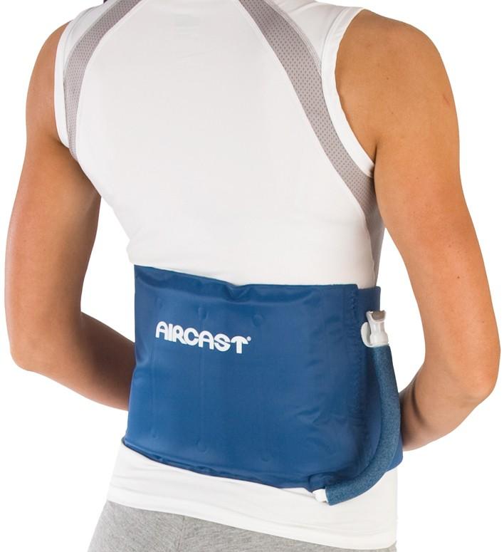 Aircast Back/Hip/Rib Cryo/Cuff w/Cooler
