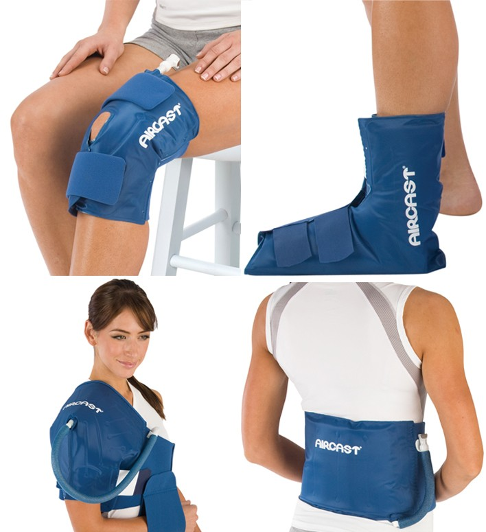 Aircast shoulder cryo cuff hot and cold therapy from.