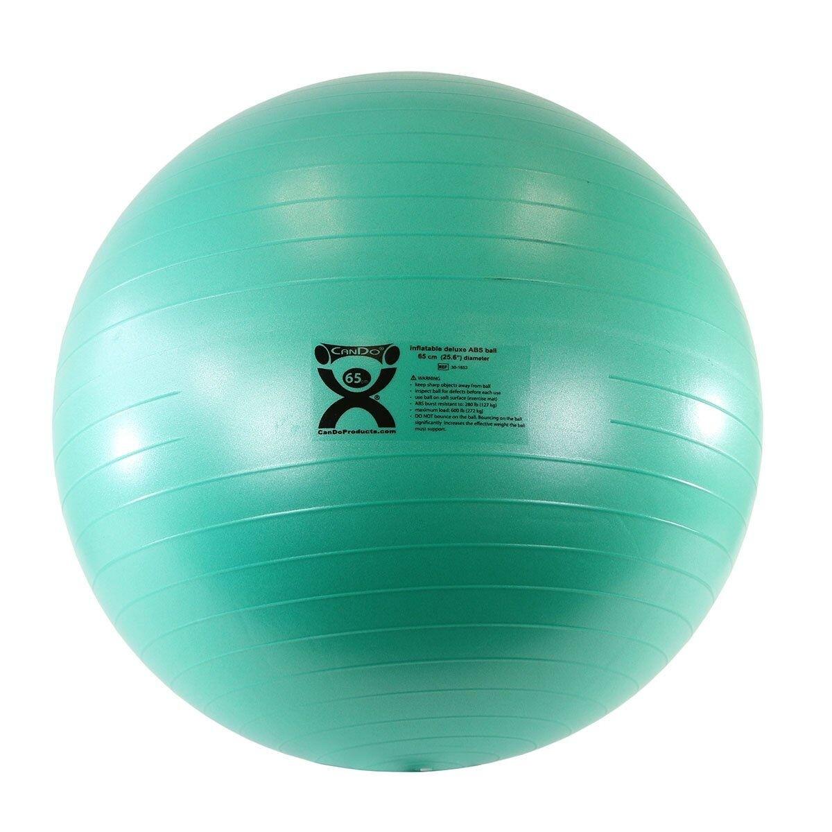 Cando Deluxe Abs Ball