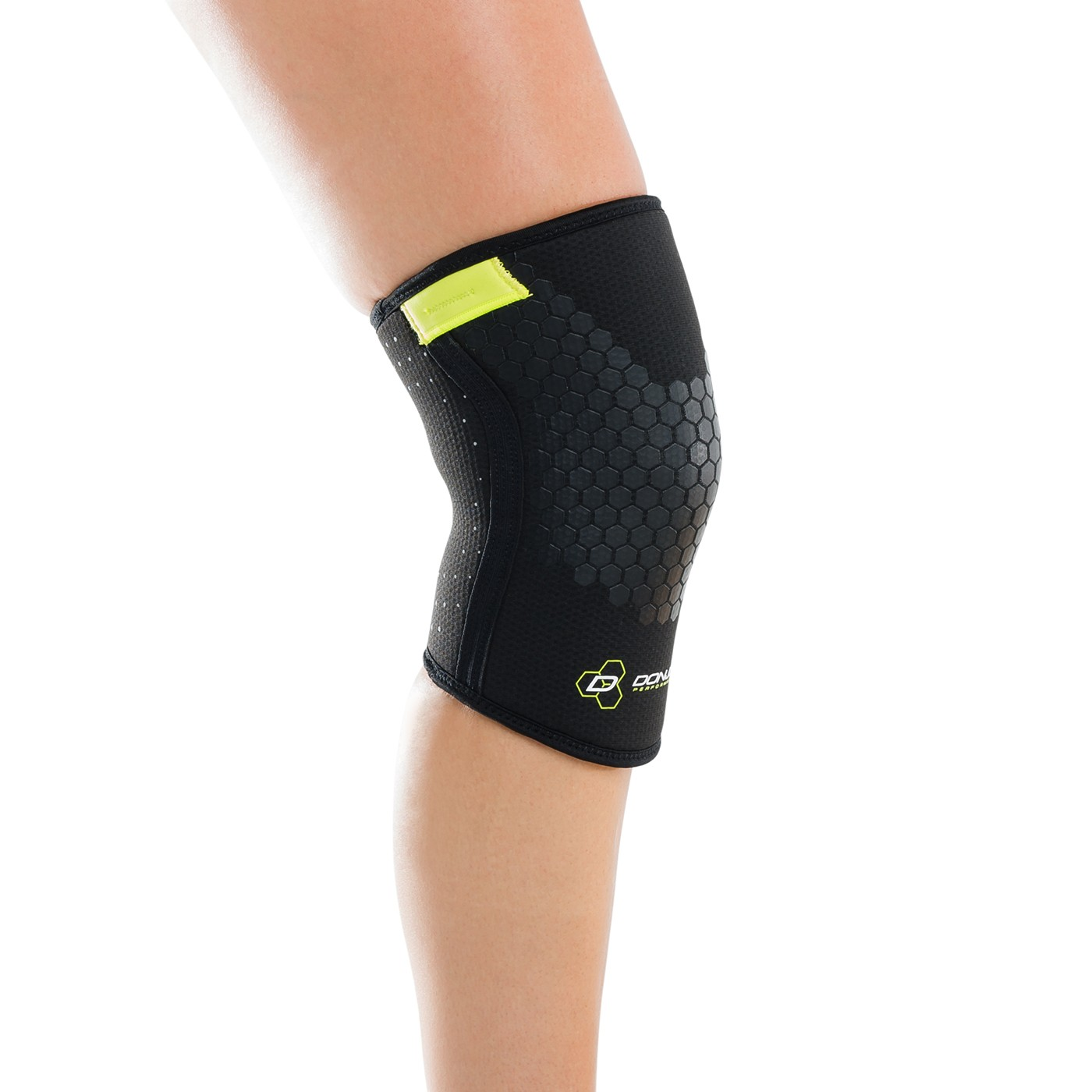 Anaform Power Knee Sleeve - On Skin - Front