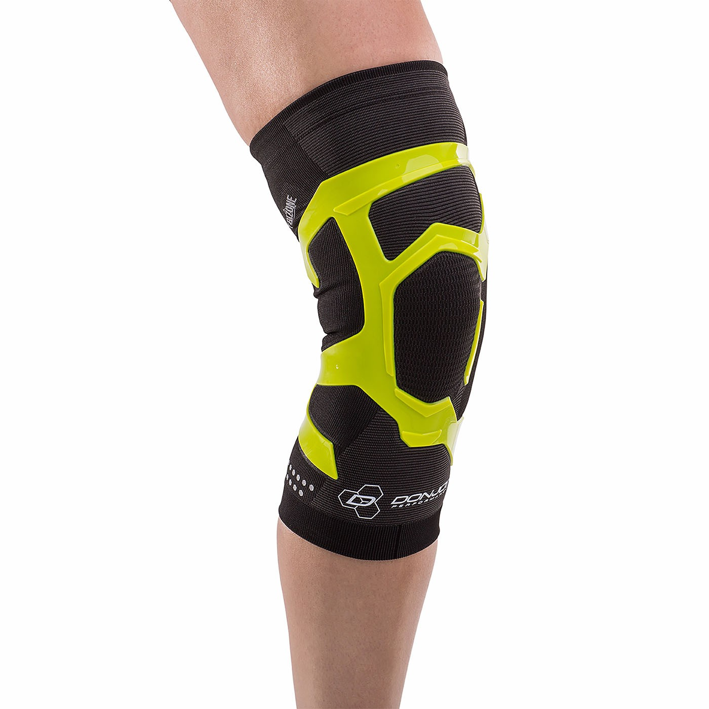 Trizone Knee Support - Slime - Front