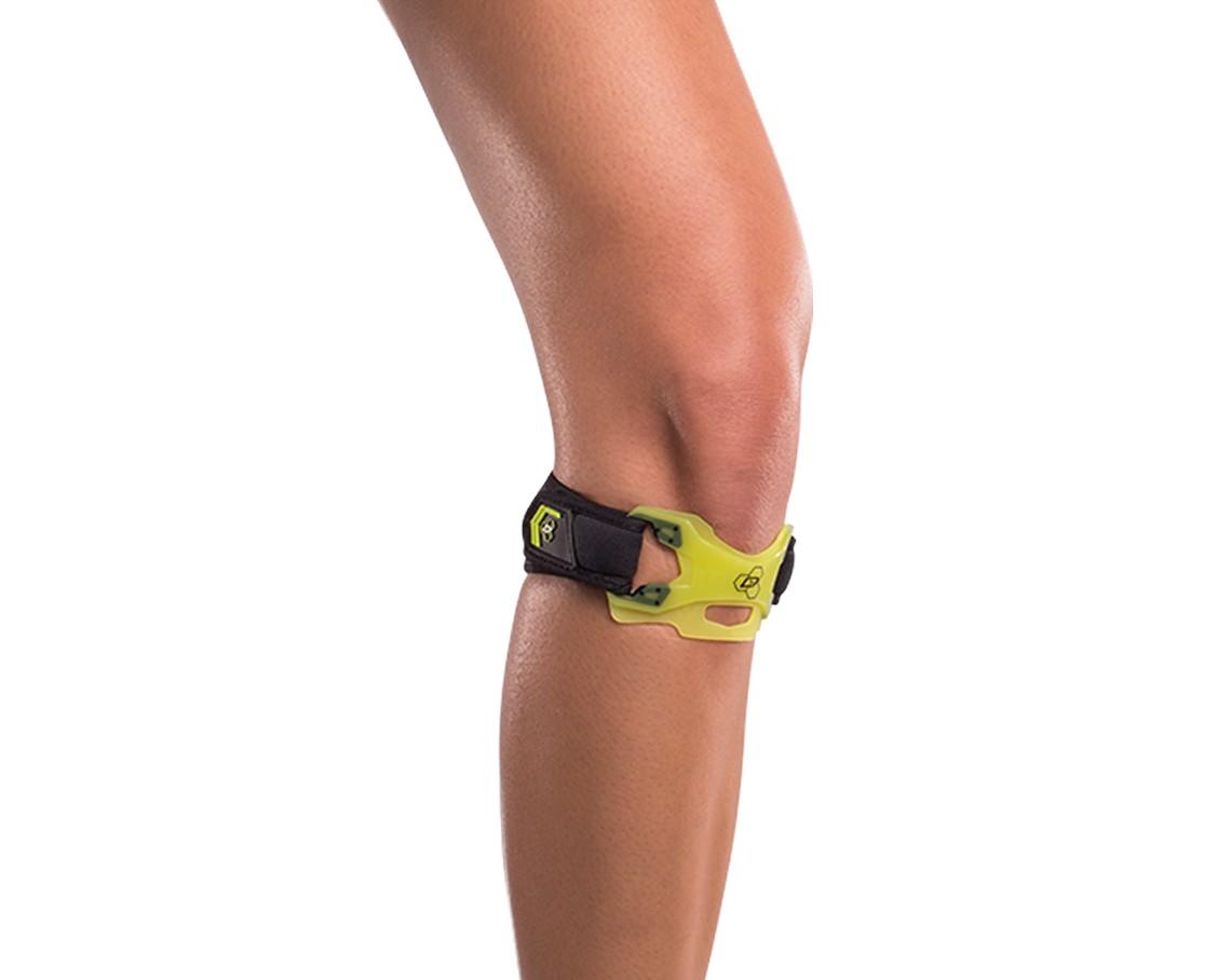 Webtech Knee Strap - Slime Green