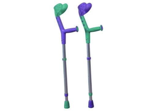 DonJoy Paediatric Elbow Crutches