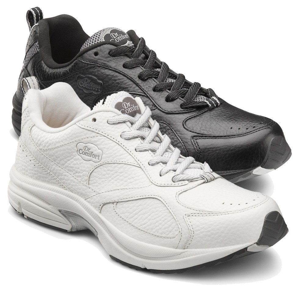 Winner Plus Men's Athletic Shoe (Dr Comfort)