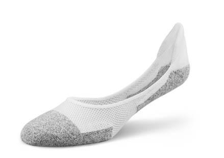 Dr Comfort Merry Jane Socks White