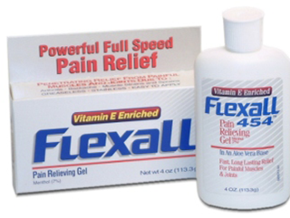 Flexall Pain Relieving Gel