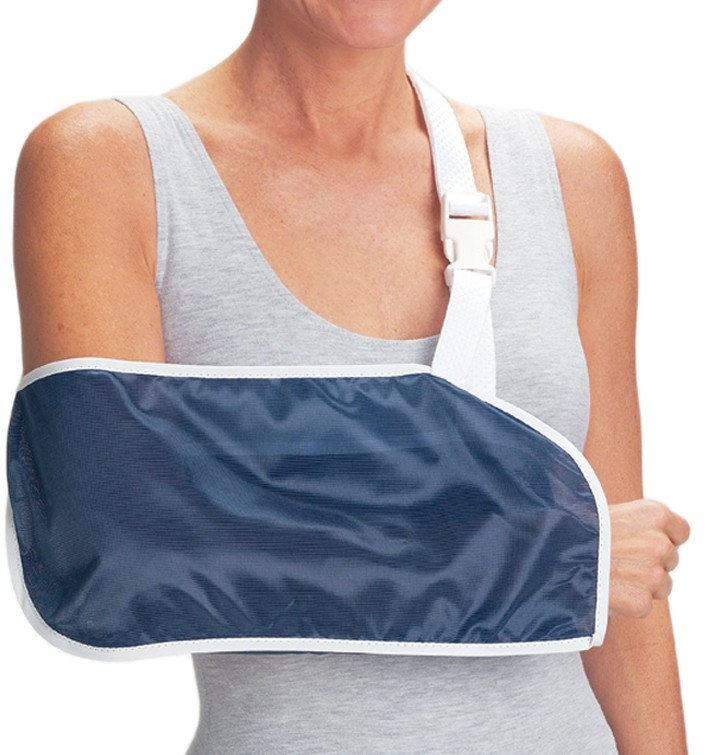 procare arm sling instructions