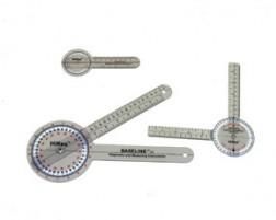 Baseline HI-RES Plastic 360 ISOM Goniometer