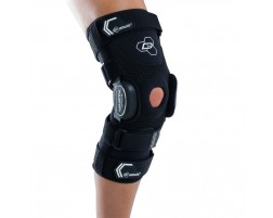 Bionic FullStop Knee Brace - On Skin