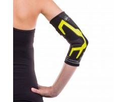 DonJoy Performance Trizone Elbow Support - On Skin