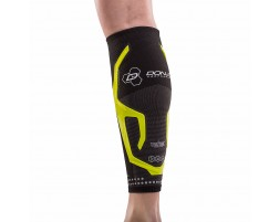 Trizone Calf Support - Slime - Back