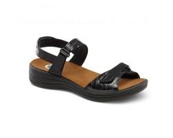 Dr. Comfort Sandals Rachael Black