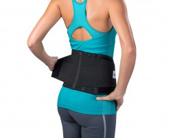 Saunders Work S'Port Back Support - X-Large
