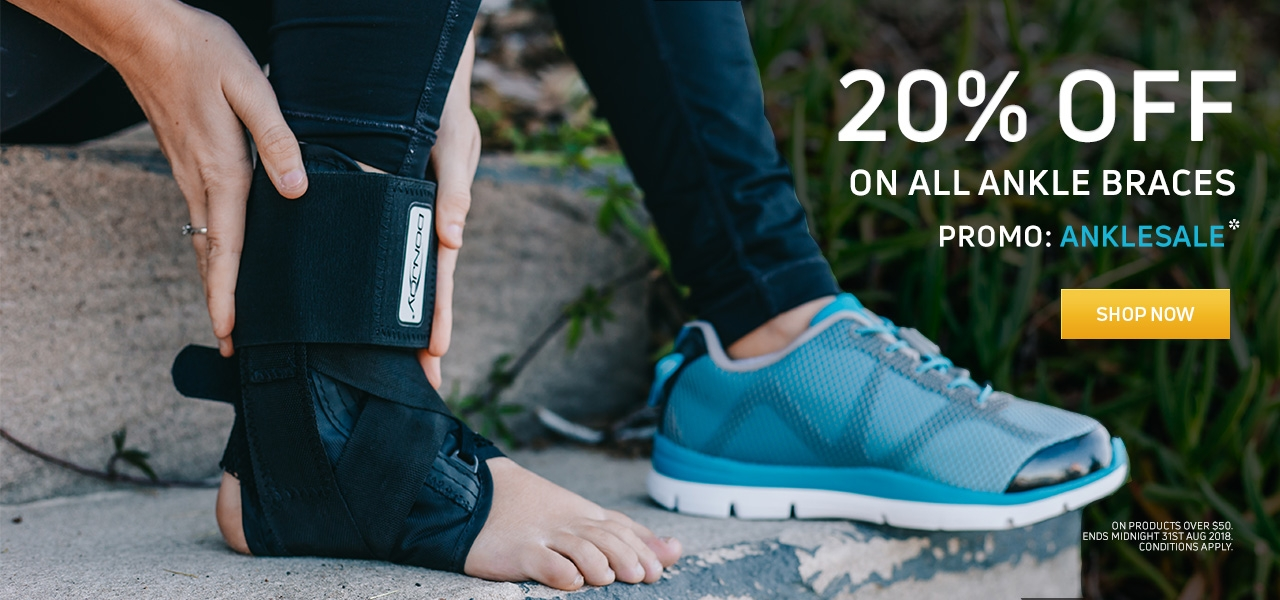 20% off + free shipping on ankle category