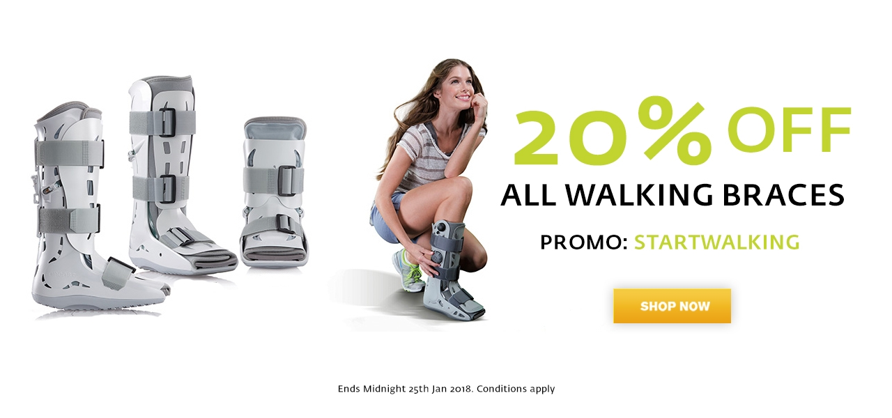20% OFF All Walkers