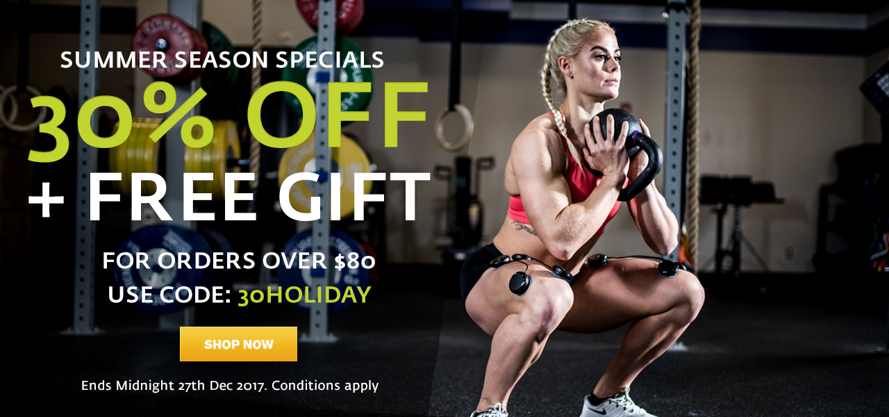 30% + free gift