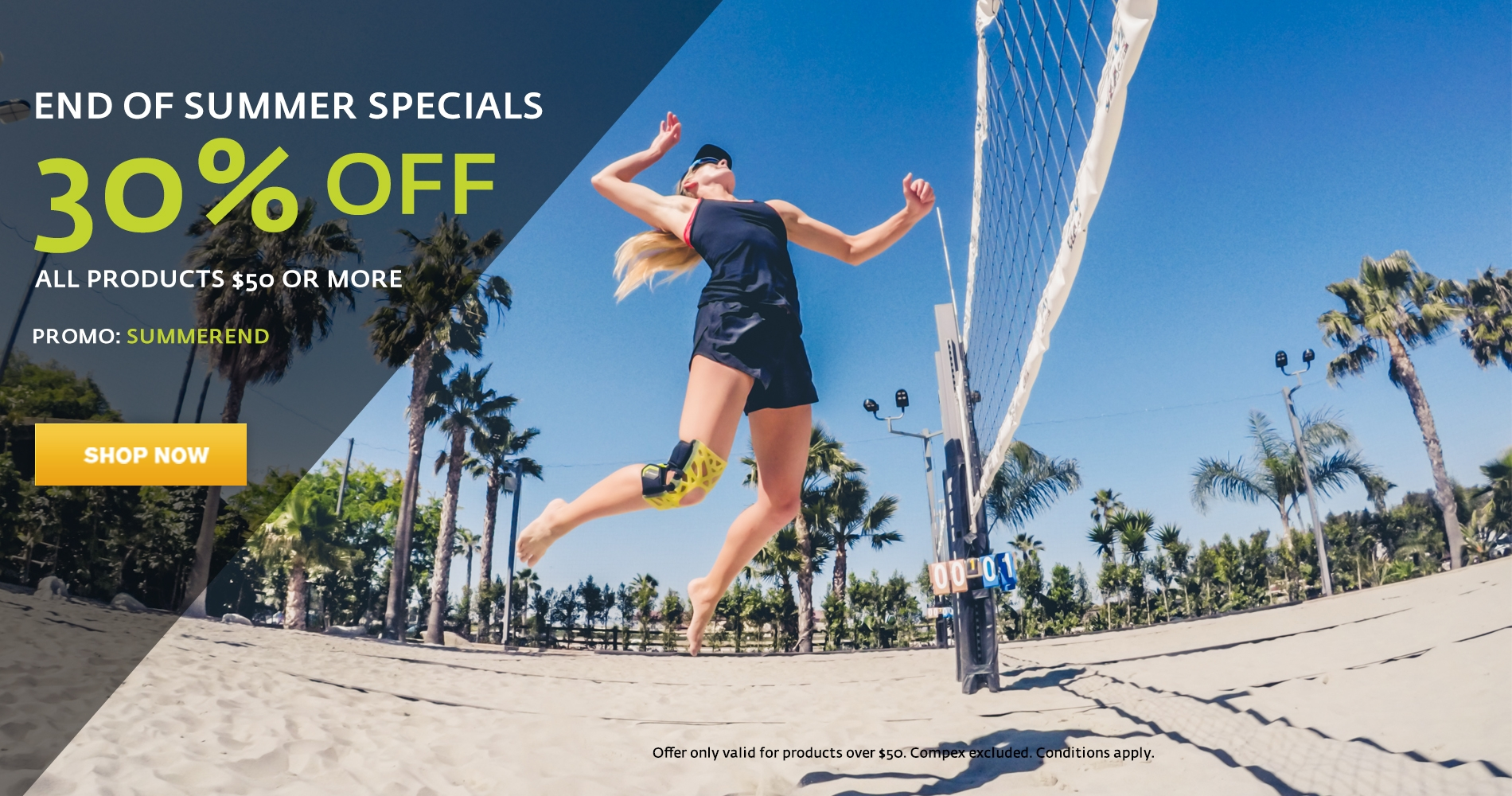 20% OFF Injury prevention
