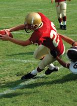 Compex Football Training