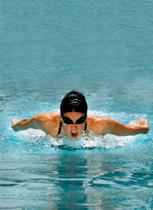 Compex Swim Training